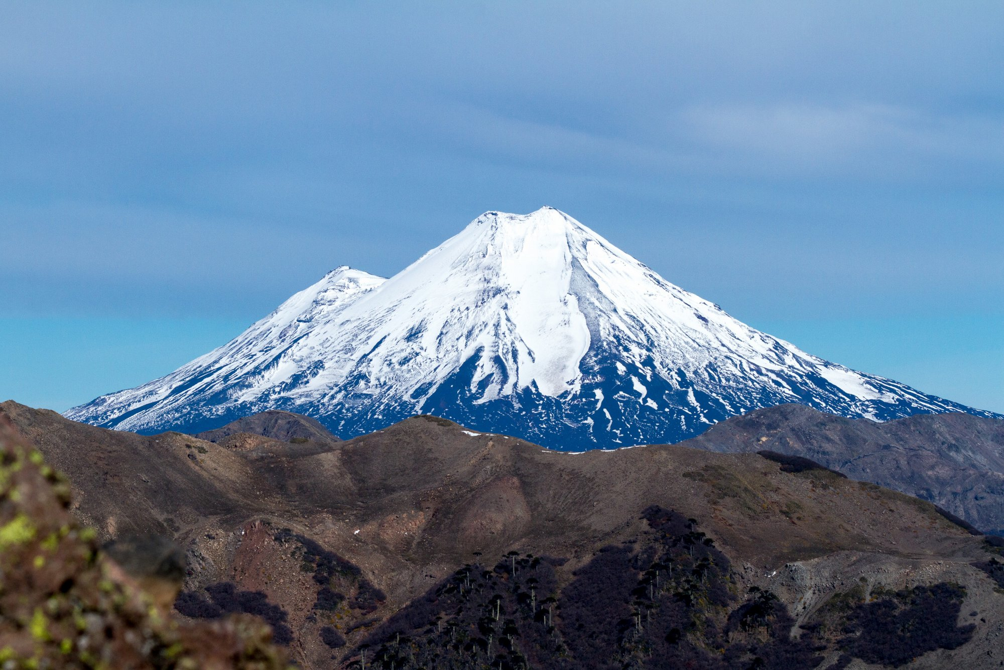 Andes Mountains Chile Ski Holidays Chile Wild - Where are the andes mountains