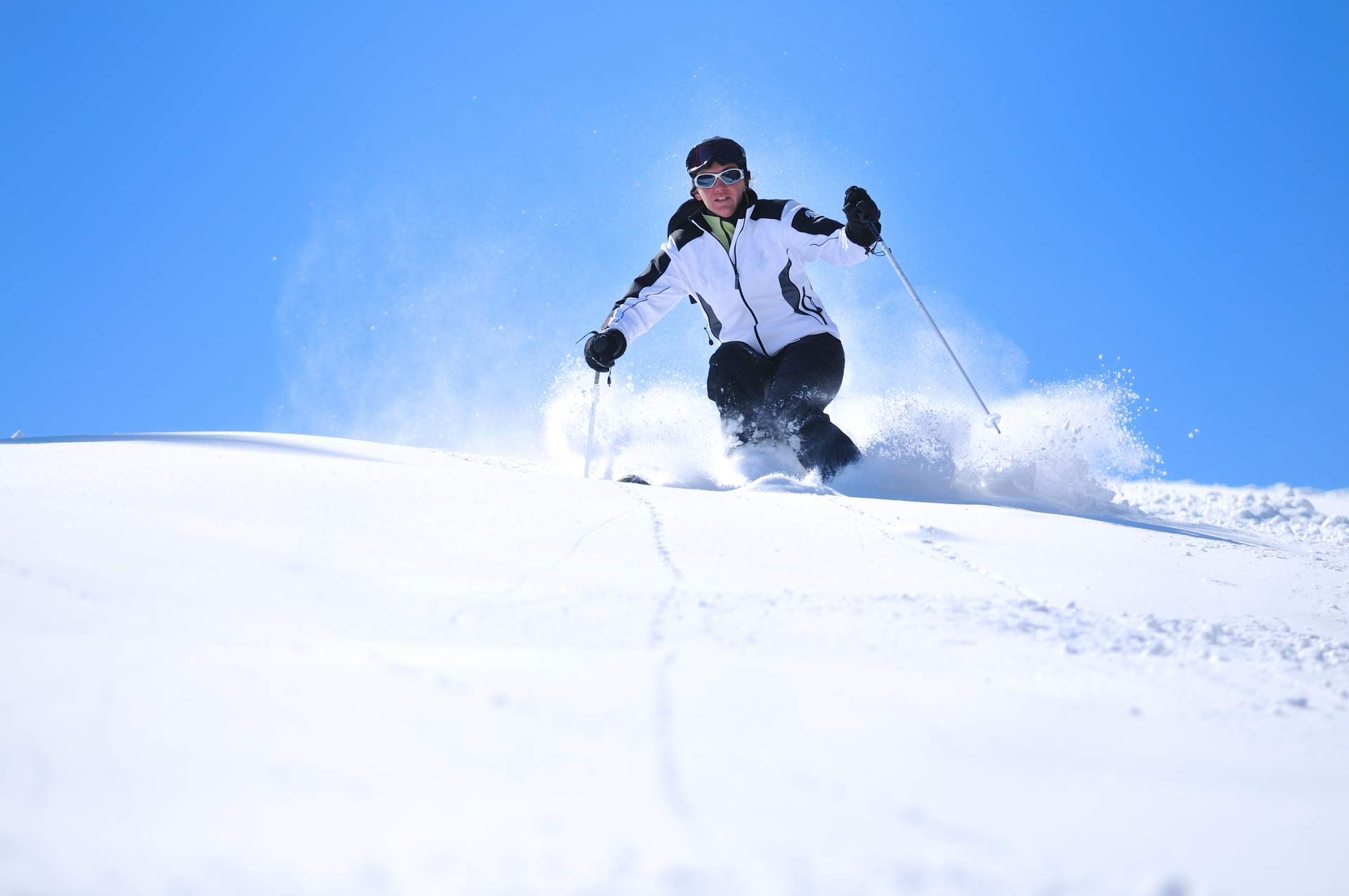 Park skiing easier to learn than snowboarding? - Ski ...